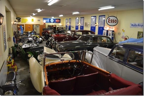 "Garage ""Classic & Sport Car i Ulrice"""
