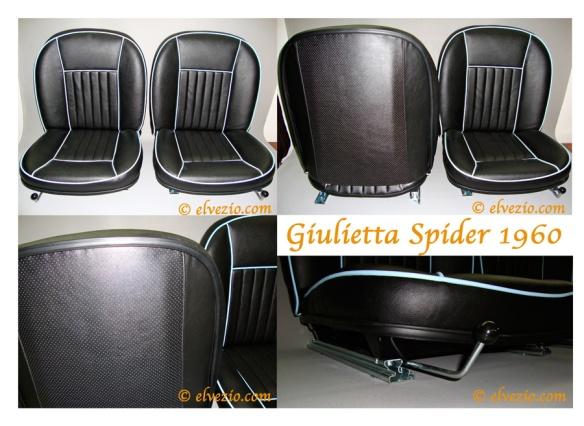 Giulietta Spider 1960