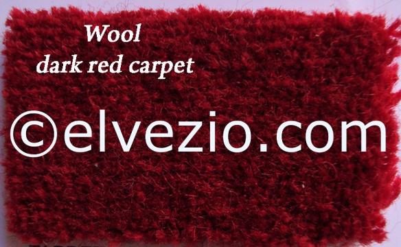 moquette amaranto in lana alfa romeo giulietta