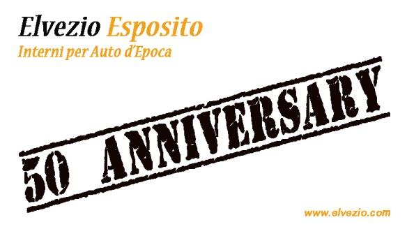 50 anniversario elvezio esposito
