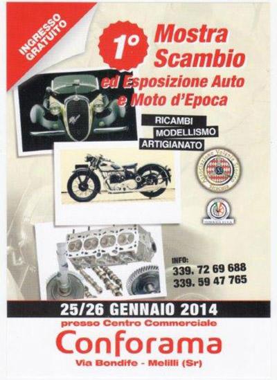 mostra_scambio_melilli_2014_conforama_siracusa