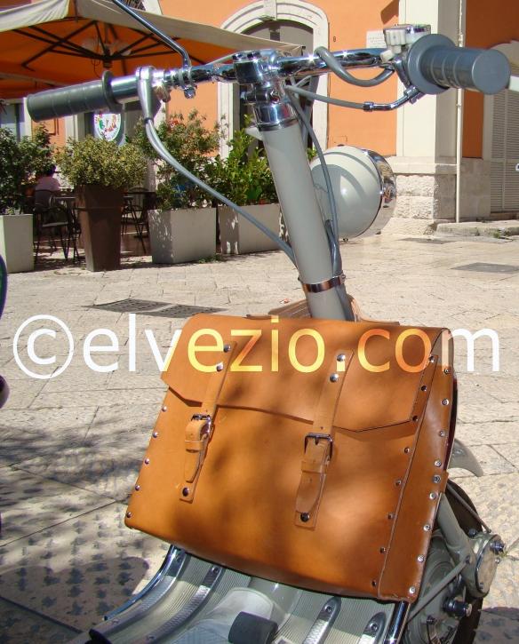 Borsa per Lambretta D by Elvezio Esposito