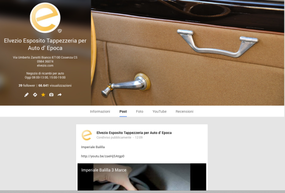 google+ elvezio-esposito