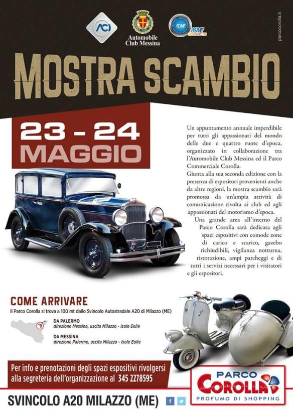 Mostra scambio corolla drive 500 style milazzo