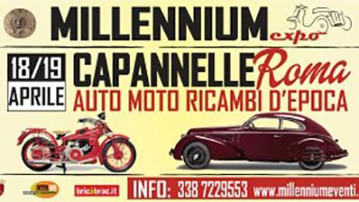 capannelle roma millennium expo 2015