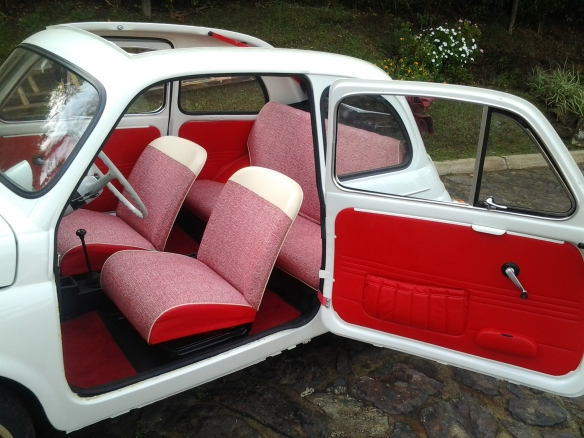 Fiat 500 trasformabile oscar colombia