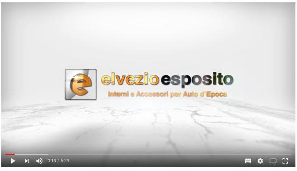 Elvezio Esposito YouTube Channel